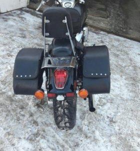 Honda vtх1300