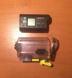 Sony Action Cam HDR-AS30V + аксессуары и крепления