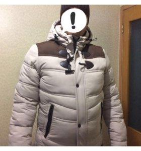 Зимняя куртка мужская (р.50)