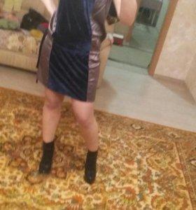 Туника- платье