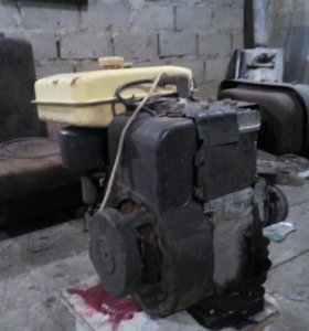 Мотор от мотоблока каскад