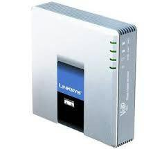 Шлюз IP телефонии Linksys SPA2102