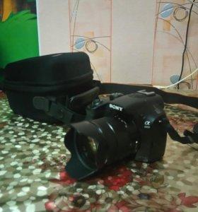 Цифровой фотоаппарат SONI ILCE -3000+Сумка Кульман