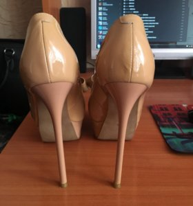 Туфли баскони