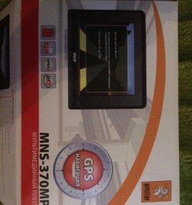 GPS-навигатор Mystery MNS-370MP