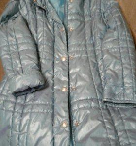 Демесезонное пальто