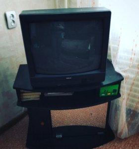 Телевизор Samsung + тумба