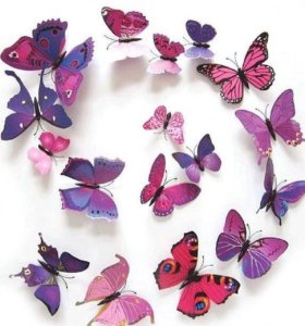 Магниты Бабочки