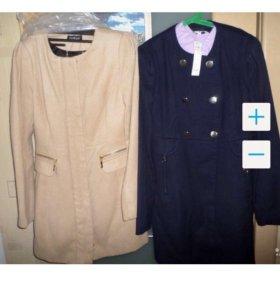 Новое пальто 40-42.