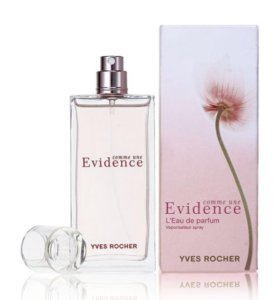 "Yves Rocher ""Evidence L'Eau de parfum"" 50 ml"