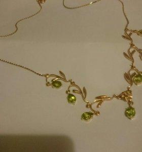 Золотое ожерелье