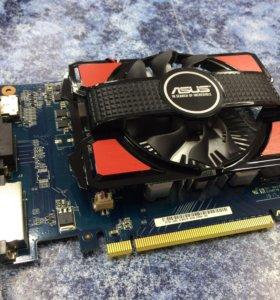 Видеокарта ASUS GT 730 2048Mb DDR3