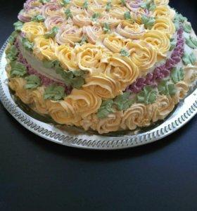 Торт Микадо 600р за1 кг