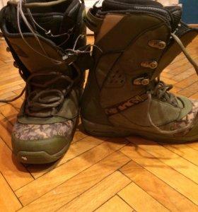 Ботинки сноубордические northwave legend