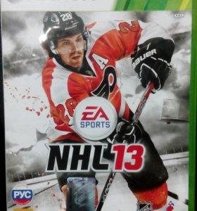 Nhl 13 на Xbox360