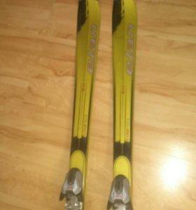 Горные лыжи елан