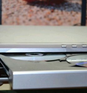 CD/DVD проигрыватель SONY karaoke на пять дисков