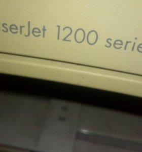 Принтер лазер джет 1200сериес
