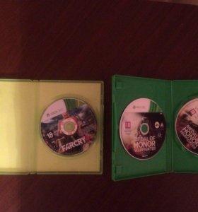 Xbox с играми