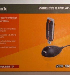 Wi-Fi Адаптер D-Link DWA-110 рабочий
