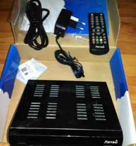 DVB-C приставка для Летай,Мтс,Казгорсеть