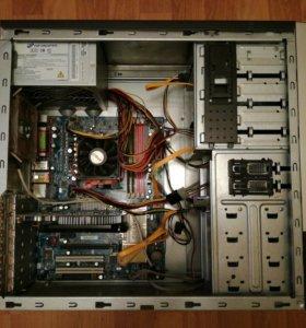Системный блок + монитор 23 дюйма