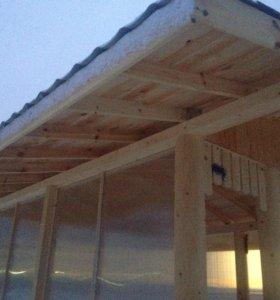 Строителтство домов,ремонт квартир