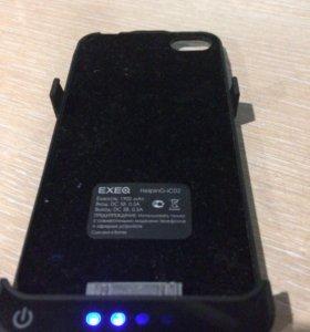 Повербанк на айфон 4s