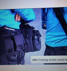 Рыболовная сумка для ходовой рыбалки
