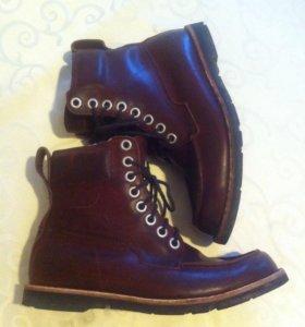 Ботинки Timberland как новые