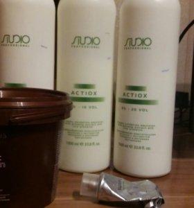Набор для осветления волос от kapous