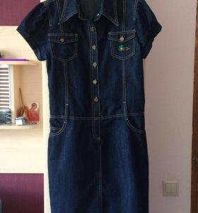 Платье джинсовое Gucci