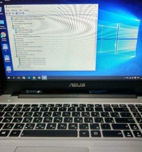 Ноутбук игровой core i7 GeForce GT 740M