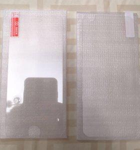 Защитные стекла iPhone 6, 6s, 7