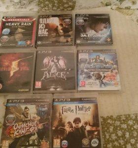 Игры для PS3