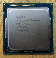 Процессор Intel Core i7 3770k Ivy Bridge Socket lg