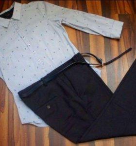Брюки+рубашка Zara