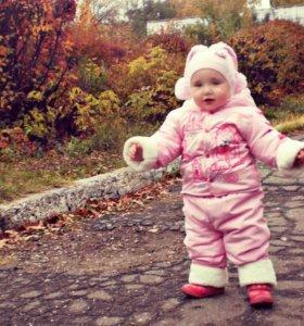 Детский осенний / весенний костюм