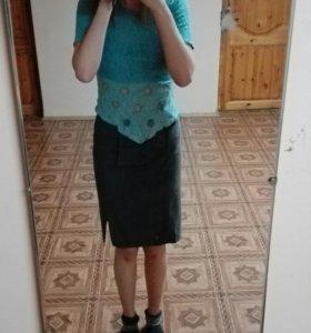 Кофта + юбка :-)