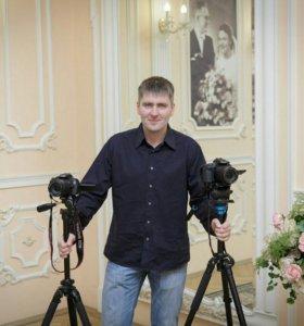 Видеосъемка свадеб, видеограф на свадьбу