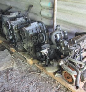 Двигатель на ВАЗ классика