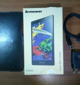 Планшет Lenovo TAB 2 A8-50LC 16Gb (+ Чехол)