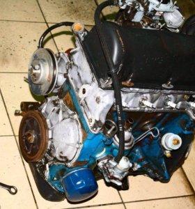 Двигатель 1.6 на ваз 2107