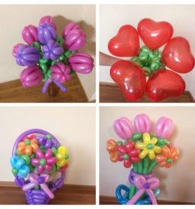 Воздушные шары на заказ