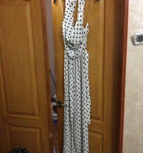Платье комбинезон
