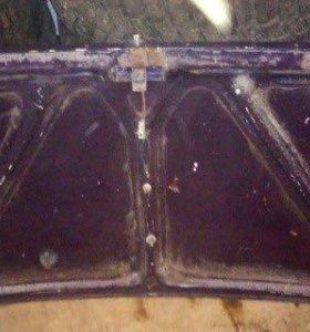 Ваз 2106 капот и крышка багажника