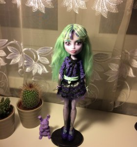 Кукла Monster High (Монстр Хай) Твайла
