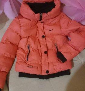 Куртка. Nike s