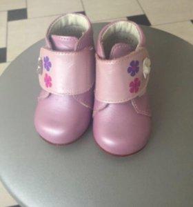 Ботиночки детские 19 р-о