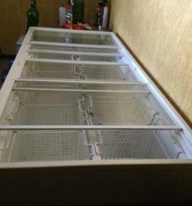 Холодильник морозильная камера